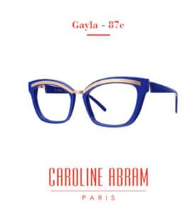 Okulary Caroline Abram