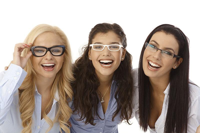 Damskie okulary - Salony optyczne - Swarzędz - Kostrzyn - Środa
