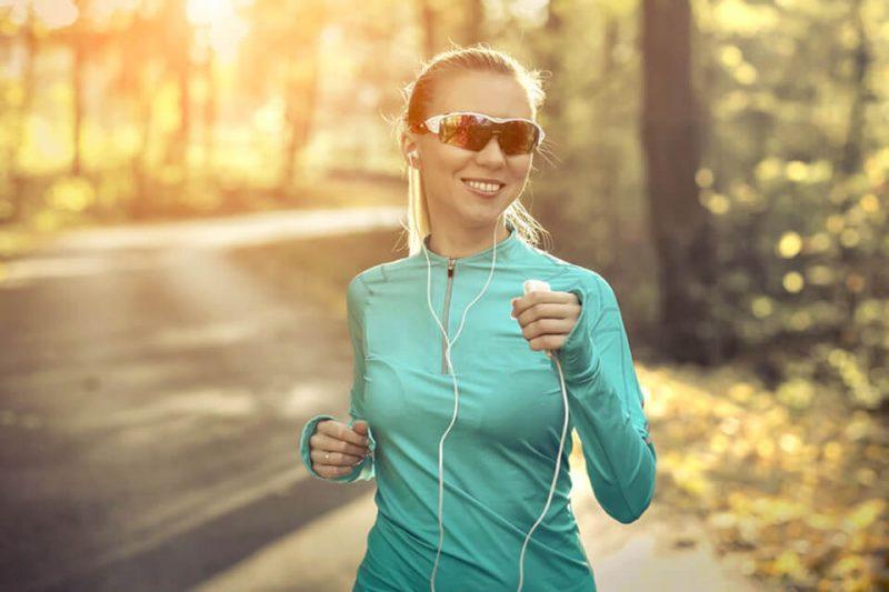Okulary sportowe - Okulary do biegania