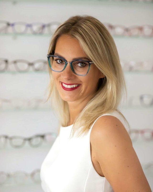 Anna Staniak właściciel optyka w Środzie Wielkopolskiej